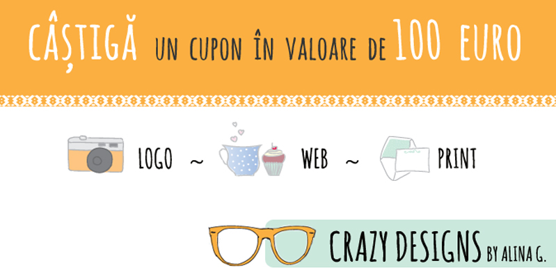 crazy designs concurs facebook cupon 100 euro