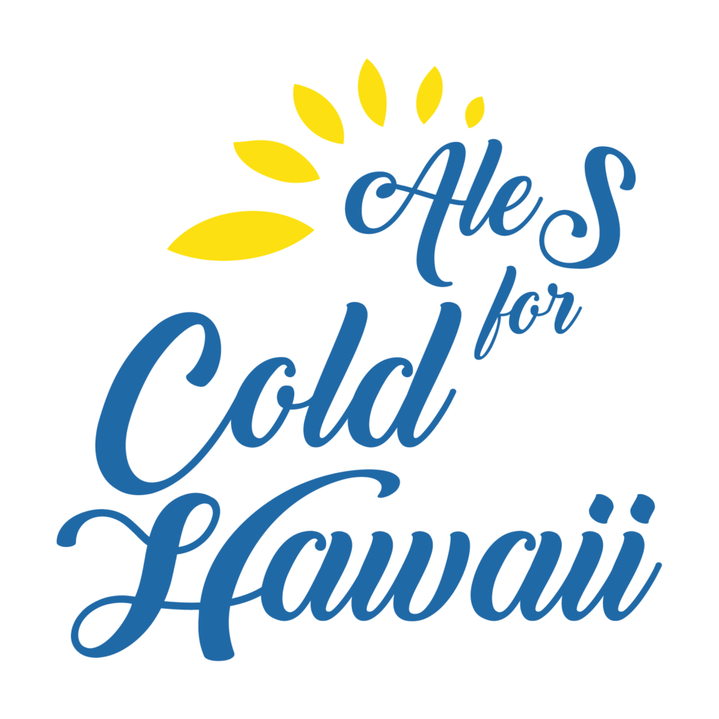 Logo AleS for Cold Hawaii image 1500px