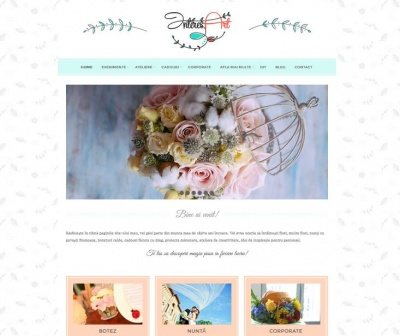 Website branding Interesart
