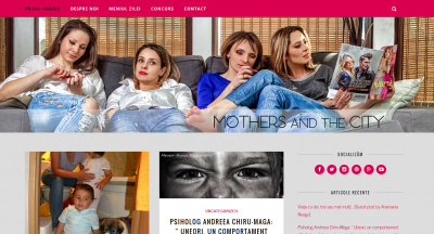 website mothers and the city